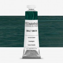 Williamsburg Oil Paint 37ml : Cobalt Green