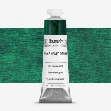 Williamsburg : Oil Paint : 37ml Phthalo Green-Yellowish