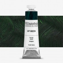 Williamsburg : Oil Paint : 37ml : Sap Green