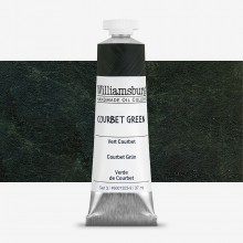 Williamsburg : Oil Paint : 37ml Courbet Green