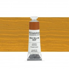 Williamsburg : Oil Paint : 37ml : Mars Yellow Deep