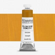 Williamsburg : Oil Paint : 37ml : Yellow Ochre (Domestic)