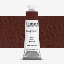 Williamsburg : Oil Paint : 37ml Mars Violet