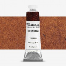 Williamsburg : Oil Paint : 37ml : Italian Pink