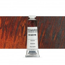 Williamsburg : Oil Paint : 37ml Brown Pink
