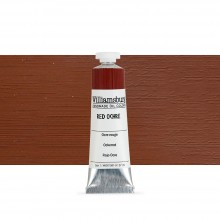 Williamsburg : Oil Paint : 37ml Red Ochre