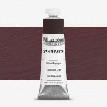 Williamsburg : Oil Paint : 37ml Spanish Earth