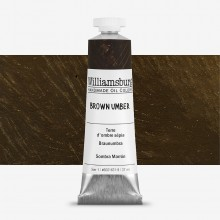 Williamsburg : Oil Paint : 37ml Brown Umber