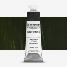 Williamsburg : Oil Paint : 37ml Turkey Umber