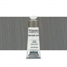 Williamsburg : Oil Paint : 37ml Iridescent Silver