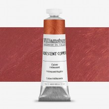 Williamsburg : Oil Paint : 37ml Iridescent Copper