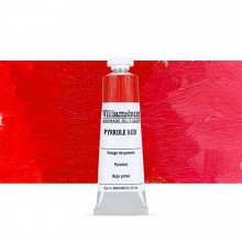 Williamsburg : Oil Paint : 37ml : Pyrrole Red