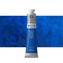 Winsor & Newton : Winton Oil Paint : 200ml : Cobalt Blue Hue