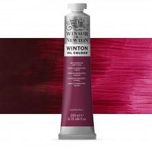 Winsor & Newton : Winton Oil Paint : 200ml : Quinacridone Deep Pink