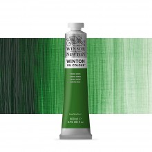 Winsor & Newton : Winton : Oil Paint : 200ml : Terre Verte