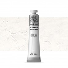 Winsor & Newton : Winton Oil Paint : 200ml : Titanium White