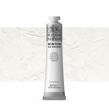 Winsor & Newton : Winton : Oil Paint : 200ml : Zinc White