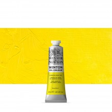 Winsor & Newton : Winton Oil Paint : 37ml : Cadmium Lemon Hue