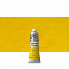 Winsor & Newton : Winton : Oil Paint : 37ml : Cadmium Yellow Pale Hue