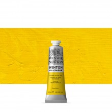 Winsor & Newton : Winton : Oil Paint : 37ml : Chrome Yellow Hue