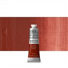 Winsor & Newton : Winton : Oil Paint : 37ml : Indian Red