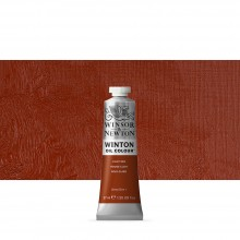 Winsor & Newton : Winton : Oil Paint : 37ml : Light Red