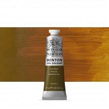 Winsor & Newton : Winton Oil Paint : 37ml : Azo Brown