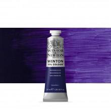 Winsor & Newton : Winton Oil Paint : 37ml : Dioxazine Blue