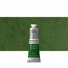 Winsor & Newton : Winton Oil Paint : 37ml : Oxide Of Chromium