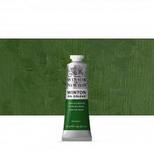 Winsor & Newton : Winton Oil Paint : 37ml : Oxide Of Chromium