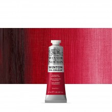 Winsor & Newton : Winton : Oil Paint : 37ml : Permanent Crimson Lake