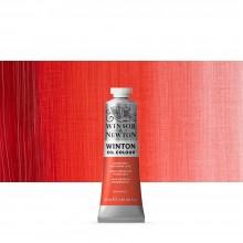 Winsor & Newton : Winton Oil Paint : 37ml : Permanent Geranium Lake