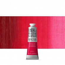 Winsor & Newton : Winton : Oil Paint : 37ml : Permanent Rose