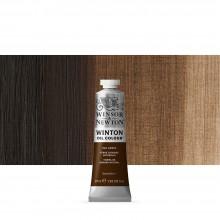 Winsor & Newton : Winton Oil Paint : 37ml : Raw Umber
