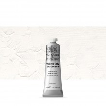 Winsor & Newton : Winton Oil Paint : 37ml : Titanium White