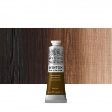 Winsor & Newton : Winton Oil Paint : 37ml : Van Dyke Brown