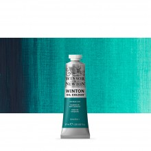 Winsor & Newton : Winton : Oil Paint : 37ml : Viridian Hue