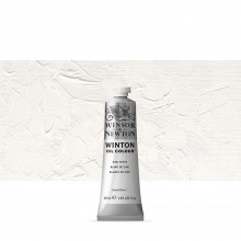 Winsor & Newton : Winton Oil Paint : 37ml : Zinc White