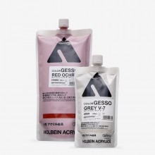 Holbein : Coloured Acrylic Gesso