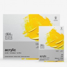Winsor & Newton : Acrylic Paper Gummed Pads : 300gsm