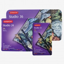 Derwent : Studio Pencil Sets
