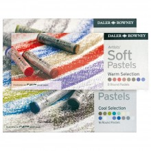 Daler Rowney : Artists Soft Pastel Sets