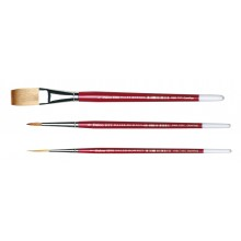 Daler Rowney : Dalon Synthetic Watercolour Brushes : D77 / D88 / D99