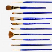 Daler Rowney : Sapphire Brushes