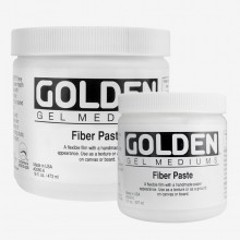 Golden : Fibre Paste