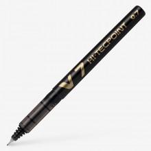 Pilot : V7 Liquid Ink Rollerball Medium Line Pens