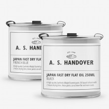 Handover : Japan Fast-Dry Flat Oil Colour 250ml