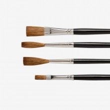 Handover : Sable Mix Signwriting Brushes : 2101 / 2104A / 2112A / 2115A