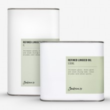 Jackson's : Oil Mediums : Refined Linseed Oil