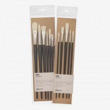 Jackson's : Shiro Professional Hog Bristle Brushes : Sets